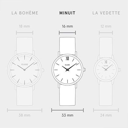 Minuit Cl30049 Cluse